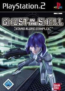 Ghost in the Shell (German) (PS2)