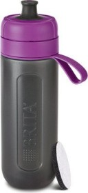 Brita Fill&Go Active water filter-bottle purple