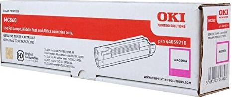 OKI 44059210 Toner magenta -- via Amazon Partnerprogramm
