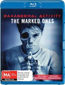 Paranormal Activity - The Marked Ones (Blu-ray) (UK)