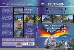 Bilderbuch Deutschland - Thüringen: Von der oberen Saale zur Reußischen Fürstenstraße