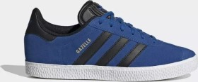 adidas Gazelle blue/core black/cloud white (Junior) (FV2683)