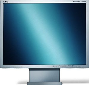 "NEC MultiSync LCD2180UX weiß, 21.3"", 1600x1200, analog/2x digital (60001113)"