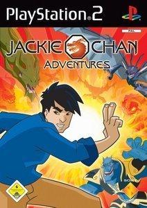 Jackie Chan Adventures (niemiecki) (PS2) (96740-47)