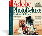 Adobe: PhotoDeluxe Business Edition 1.0 (angielski) (PC) (28110004)