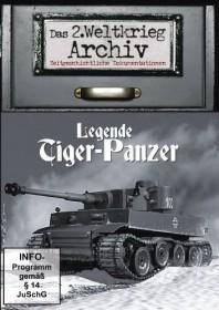 Panzer des 2. Weltkriegs (verschiedene Filme) (DVD)