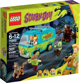 LEGO Scooby-Doo - Mystery Machine (75902)