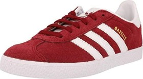 adidas Gazelle night red/cloud white (Junior) (CQ2874)