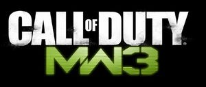 Call of Duty: modern Warfare 3 (English) (PC)