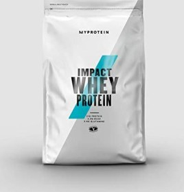 Myprotein Impact Whey Isolate Natural Banana 5kg