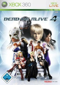 Dead or Alive 4 (deutsch) (Xbox 360)