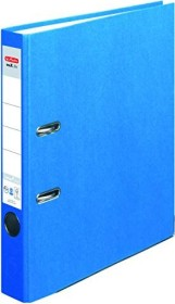 Herlitz maX.file nature plus Ordner A4, 5cm, blau (10841658)