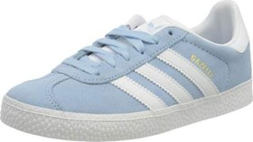 adidas Gazelle clear sky/cloud white/gold metallic (Junior) (EG9943)