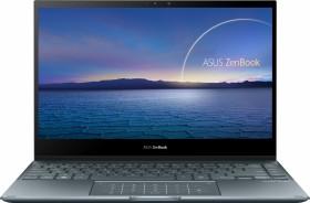 ASUS ZenBook Flip 13 UX363JA-HR195R Pine Grey, Core i5-1035G4, 16GB RAM, 512GB SSD, DE (90NB0QT1-M04300)