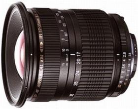 Tamron SP AF 17-35mm 2.8-4 Di LD Asp IF für Sony/Konica Minolta schwarz (A05M/A05S)