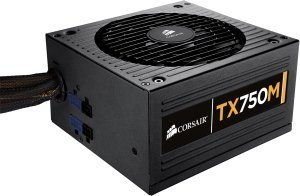 Corsair Enthusiast Series Modular TX750M 750W ATX 2.3 (CP-9020040/CP-9020003)