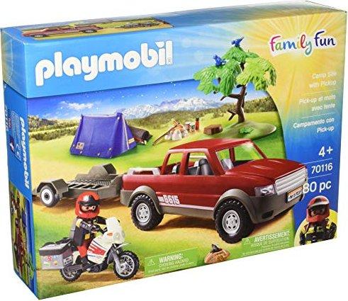 playmobil - Summer Fun - Pick-up mit Renn-Quad (4228) -- via Amazon Partnerprogramm