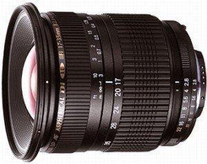 Tamron SP AF 17-35mm 2.8-4 Wt LD Asp IF do Pentax K czarny (A05P)