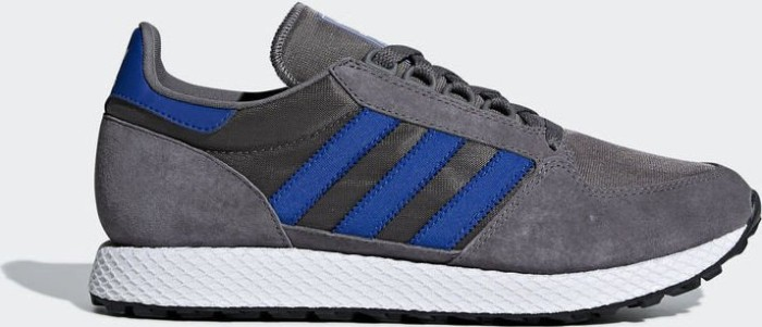 huge selection of b583c a17ae adidas Forest Grove grey fourcollegiate royalcore black (men) (B41548