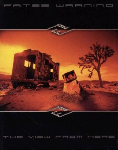 Fates Warning - The View From Here -- via Amazon Partnerprogramm