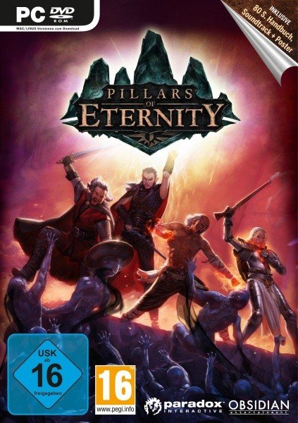 Pillars of Eternity - Hero Edition (Download) (PC)
