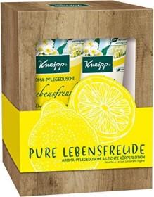 Kneipp Pure Lebensfreude Duschgel 200ml + Body Lotion 200ml Geschenkset