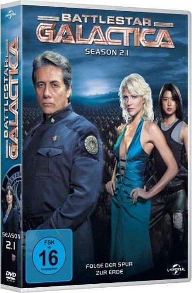 Battlestar Galactica Season 2.1 -- via Amazon Partnerprogramm