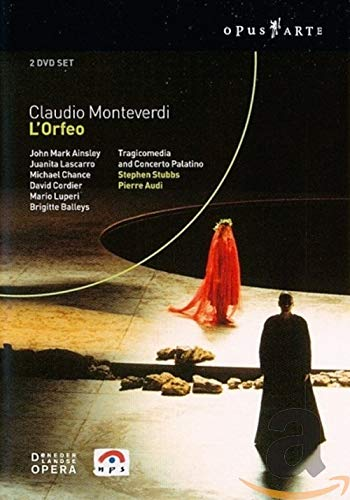 Claudio Monteverdi - L'Orfeo -- via Amazon Partnerprogramm