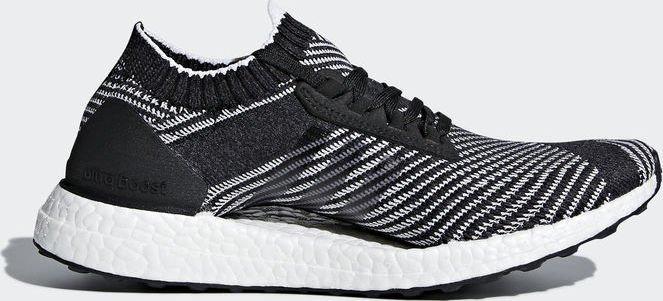 ea310af79e680 adidas Ultra Boost X core black grey three ftwr white (ladies ...