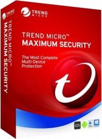 Trend Micro Maximum Security 2020, 5 User, 2 Jahre, ESD (deutsch) (PC) (TI01051725)