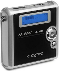 Creative Nomad MuVo² 4GB (70PD052300022)