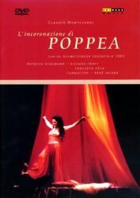 Claudio Monteverdi - L'Incoronazione di Poppea (DVD)