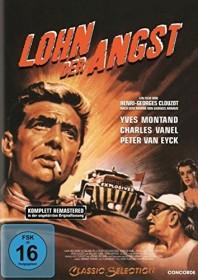 Lohn der Angst (DVD)