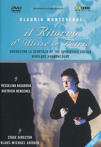 Claudio Monteverdi - Il Ritorno d'Ulisse in Patria -- via Amazon Partnerprogramm