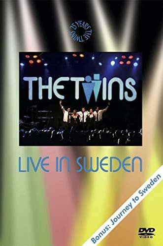 The Twins - Live in Sweden -- via Amazon Partnerprogramm