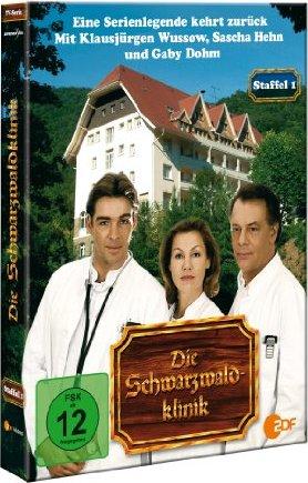 Die Schwarzwaldklinik Staffel 1 -- via Amazon Partnerprogramm