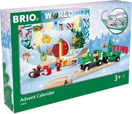 BRIO Adventskalender 2019 (33814) -- via Amazon Partnerprogramm