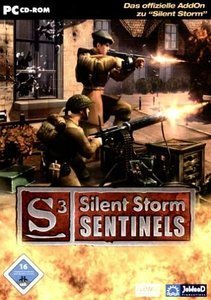 Silent Storm - Sentinels (Add-on) (German) (PC)