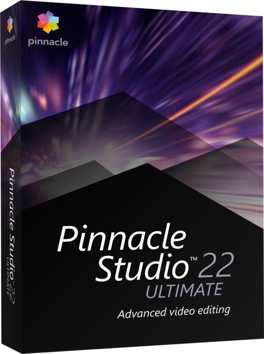 Pinnacle Studio 22.0 Ultimate (multilingual) (PC) (PNST22ULMLEU)