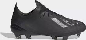 adidas X 19.1 FG core black/silver metallic (Herren) (EG7127)
