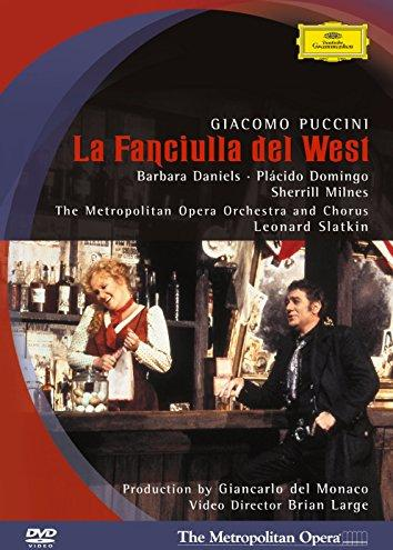 Giacomo Puccini - La fanciulla del West -- via Amazon Partnerprogramm