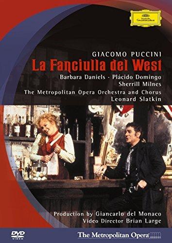 Giacomo Puccini - La fanciulla del West -- via Amazon Partnerprogramm