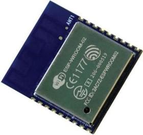 Espressif ESP8266 WLAN module (ESP-WROOM-02)