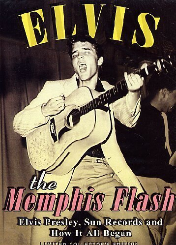 Elvis Presley - The Memphis Flash -- via Amazon Partnerprogramm