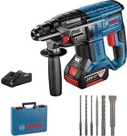 Bosch Professional GBH 18V-20 Akku-Bohrhammer inkl. Koffer + Akku 4.0Ah + Zubehör (0611911009)