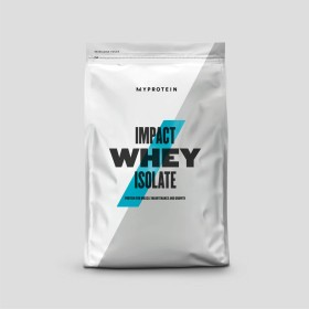 Myprotein Impact Whey Isolate Natural Strawberry 2.5kg