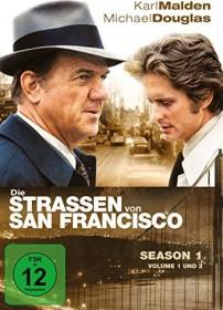 Die Straßen von San Francisco Season 1.1 (DVD)