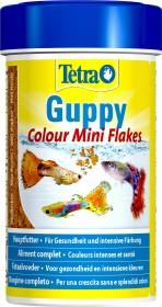 Tetra Guppy Clour Fischfutter 100ml