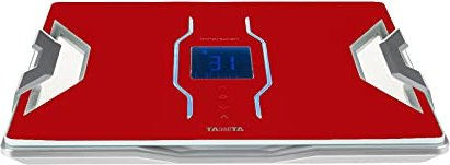 Tanita RD-953 red electronic body analyser scale