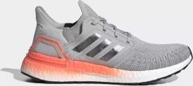 adidas Ultra Boost 20 grey two/night metallic/signal coral (Damen) (EG0719)